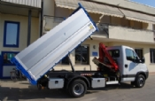 IVECO DAILY 60 C18 + FASSI F38A.0.23