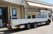 IVECO STRALIS 260 S42 + RAMPE + WINDE VIME MH 8000