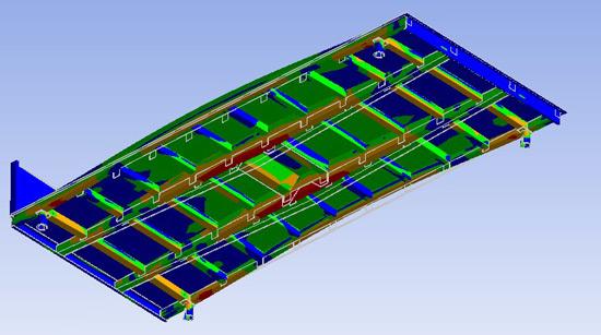 Fahrzeugaufbauten planung for Fem berechnung